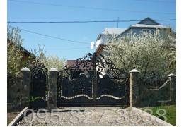 Ворота кованые Харьков
