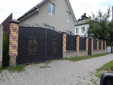 Ворота кованые Юнона