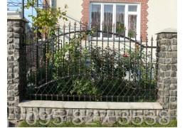 Забор кованый Курьер