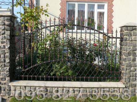 Забор кованый Аэлита