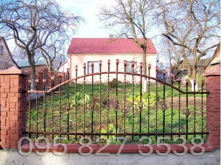 Забор кованый Эталон